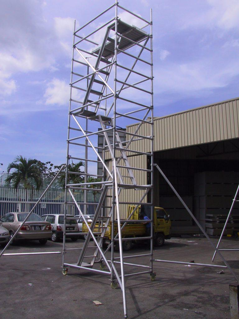 Aluminium Scaffolding Kamco